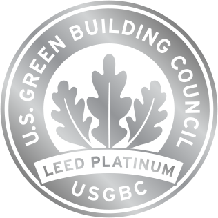 1180 peachtree for Leed platinum home